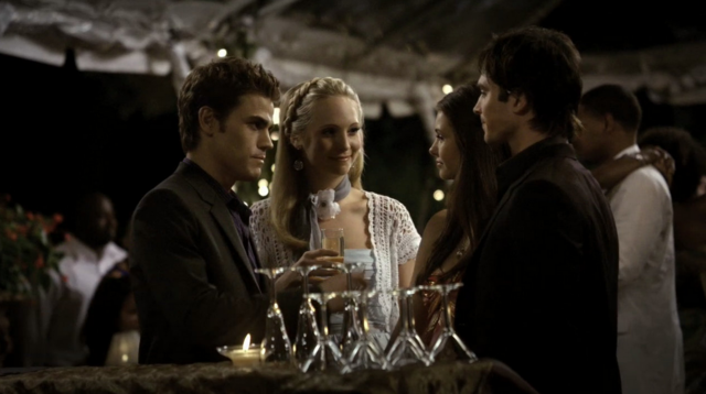 File:Stefan-Caroline-Elena and Damon 1x4.png
