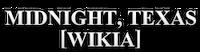 Midnight, Texas Wiki Wordmark