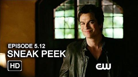 The Vampire Diaries 5x12 Webclip - The Devil Inside HD