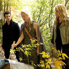 Elijah, Eve and Rebekah
