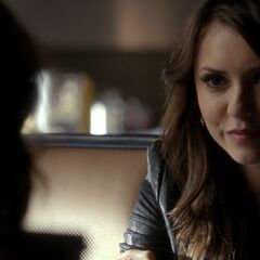 Elena impersonating Katherine in <i><a href=