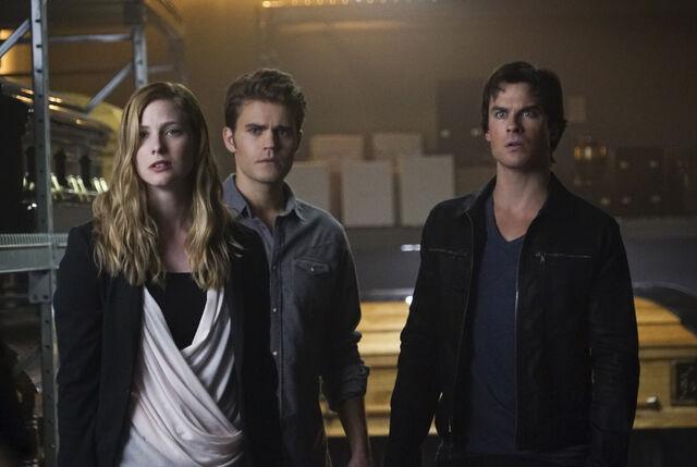 File:TVD - Damon, Valerie, and Stefan.jpg