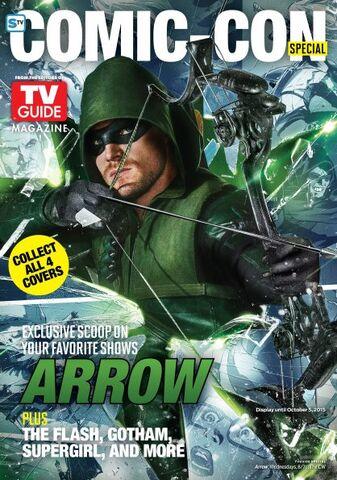 File:Comic Con - Arrow.jpg