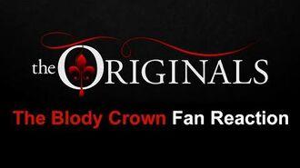 TO 3x22 The Bloody Crown Fan Reaction Season finale