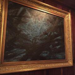 Klaus' Snowflake Painting ©Samantha Highfill on <a rel=