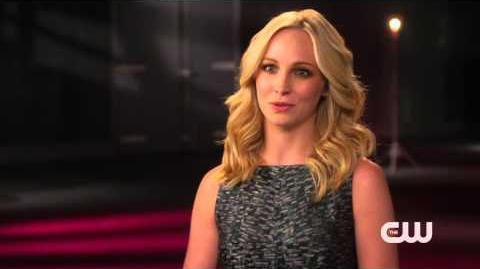 The Vampire Diaries - Candice Accola