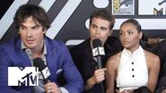 'Vampire Diaries' Cast Weighs In On Nina Dobrev's Possible Return Comic-Con 2015