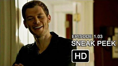 The Originals 1x03 Webclip - Tangled Up in Blue HD