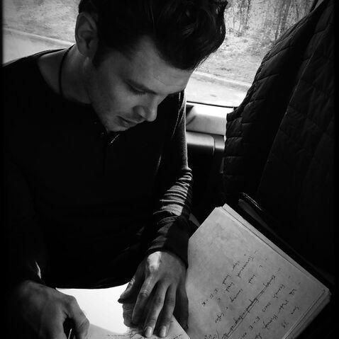 File:Joseph script writing.jpg