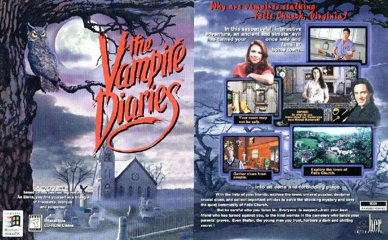 vampire diaries game