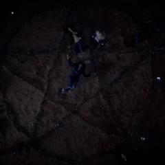 Aja's pentagram used to help channel Bonnie's power away