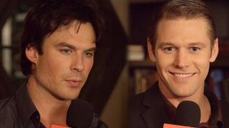 The Vampire Diaries Cast SPILL On Season 8 Why It'll Be Darkest Yet & Why Fans Will Be Satisfied