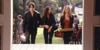 Elena, Jeremy and Jenna