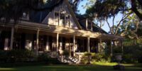 Stefan's House in Savannah