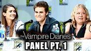 The Vampire Diaries Panel Part 1 - Comic-Con 2014
