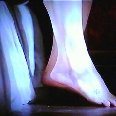 <b>Foot tattoo</b>