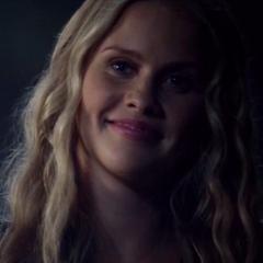 Rebekah pleased