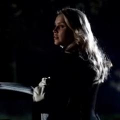 Rebekah leaves with Hope.