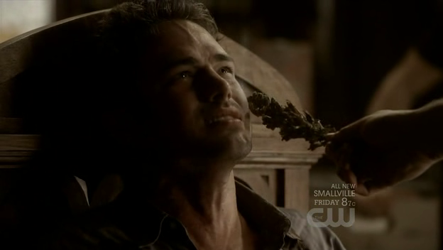 File:Damon Salvatore (vampire) torturing Mason Lockwood (werewolf) with wolfsbane (TVD & TO).png