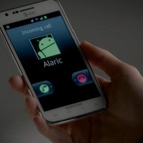 White AT&T Samsung Galaxy S II Skyrocket