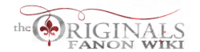 The Originals Fanon Wiki-wordmark