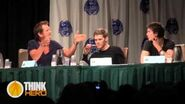 The Vampire Diaries Panel at DragonCon 2012 Part 3