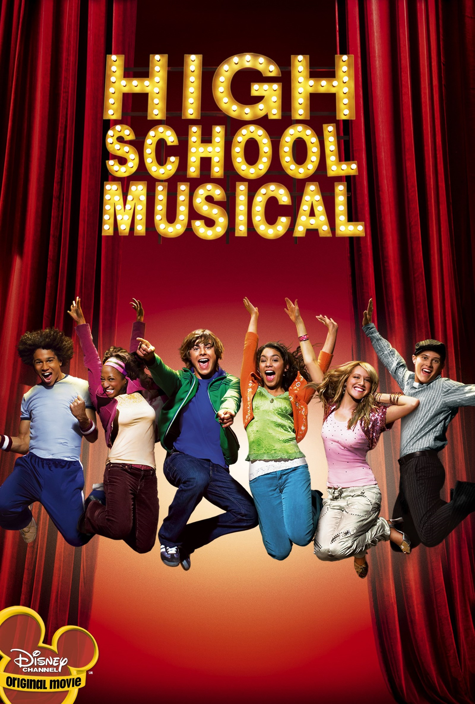 Image result for high school musical poster