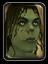 Icon orc female