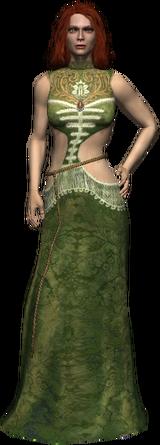 Городская одежда Трисс Меригольд