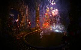 Древний эльфский дворец