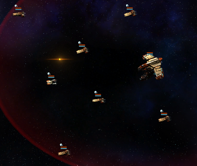 Rebel Raider (Supply run)