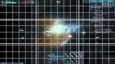 VEGA Conflict Combat Controls