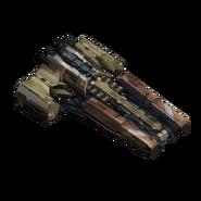 VEGA Conflict Heretic Cruiser