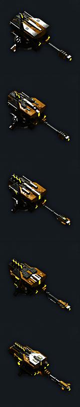Heavy Beam Laser