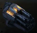 VEGA Security Base Weapons