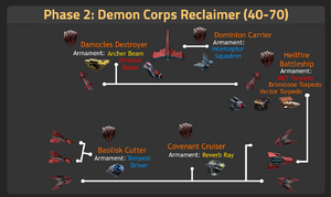 Demon Corps Reclaimer (40-70)