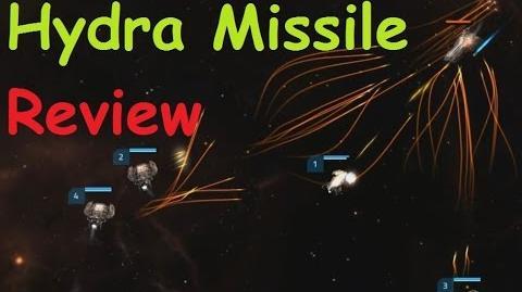 Vega Conflict - Hyrda Missile Review