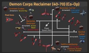 Demon Corps Reclaimer (40-70) (Coop)