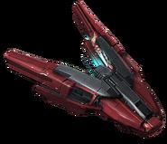 VEGA Conflict Covenant Cruiser