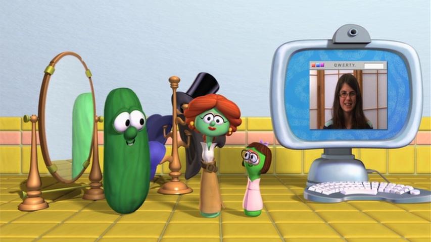 New Version Qwerty VeggieTales Its For The Kids Wiki FANDOM Powered By Wikia