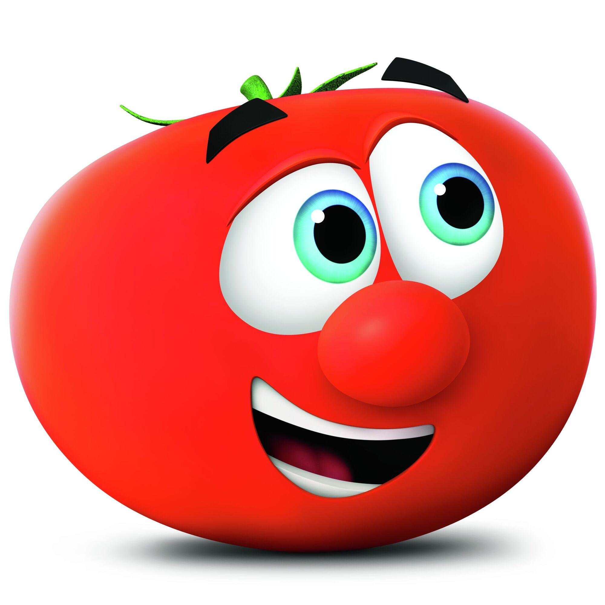 Bob the Tomato | VeggieTales - It's For the Kids! Wiki ... Veggie Tales Larry The Cucumber And Bob The Tomato