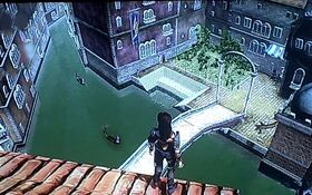 Rooftop Outer City Garden