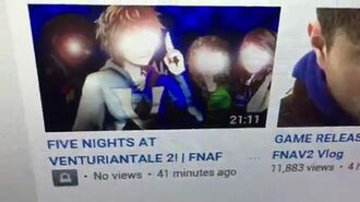 Five Nights At VenturianTale 2 Teaser 2
