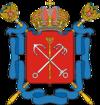 100px-Coat of Arms of Saint Petersburg (2003)