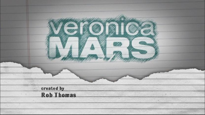 Image result for VERONICA MARS LOGO