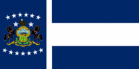 Pennsylvania State Flag Proposal No 21 Designed By Stephen Richard Barlow 01 SEP 2014 at 1912hrs cst