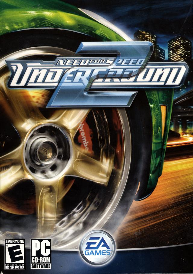 Ned for speed 2