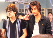 Avan and matt