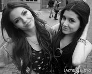 Victoria justice victoria justice and ariana grande HiRYeET.sized