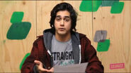 Avan talks giving back